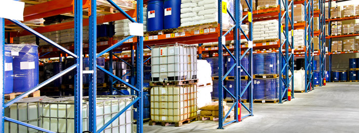 Storage solutions UK ADR chemical distribution network specialist handling experience storage warehouse warrington delivery courier ADR chemicals solution service Big international facility