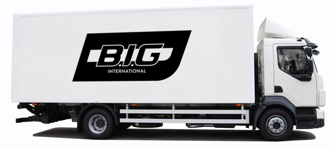BIG International truck track delivery chemical transportation courier ADR corrosion protection vehicle bonding aftermarket rust prevention