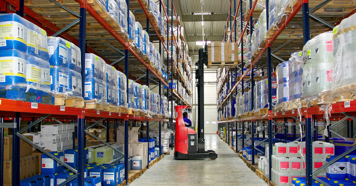 big international warehouse storage facility chemicals distributor warrington cheshire dinitrol mpex qline bantleon uk import hub management